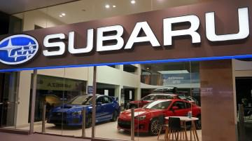 thumbnail of Subaru Product Line