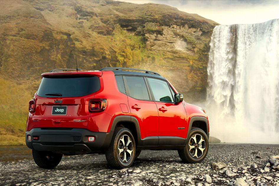 inline-4 of Is 2019 Going to Be the Year of the Jeep?