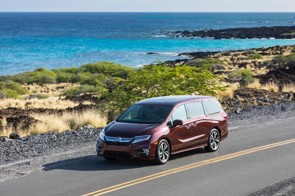 inline-8 of The Honda 2019 Product Lineup Has Both Comfort and Performance